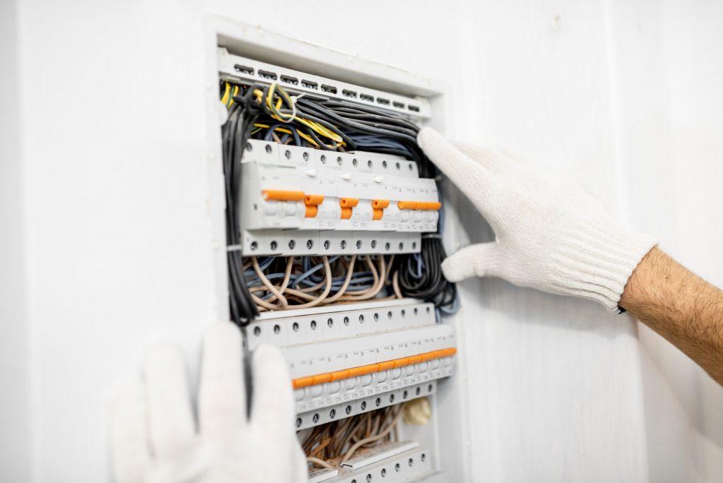 Ny Eltavle elektriker København